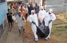 В Конго выявлена новая вспышка лихорадки Эбола