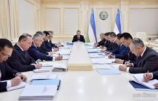 """Президент рассмотрел исполнение """"дорожных карт"""" по сотрудничеству с зарубежными странами"""