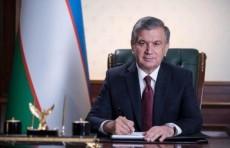 Президент наградил представителей международных организаций орденом «Дўстлик»