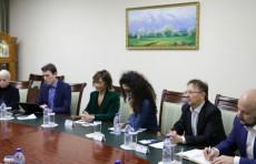 В Мининфокоме состоялась встреча с вице-президентом компании Oracle
