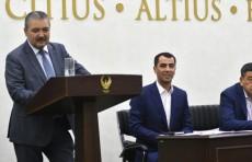 Главу СГБ Абдусалома Азизова переизбрали на пост президента Ассоциации футбола Узбекистана