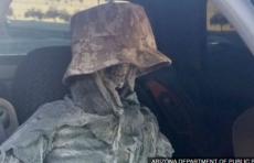 В США мужчина возил в авто скелет, чтобы пользоваться льготной полосой