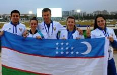 Впервые в истории узбекского спорта завоевана олимпийская лицензия по пятиборью