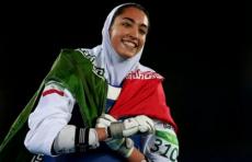 Единственная иранская олимпийская медалистка покинула страну