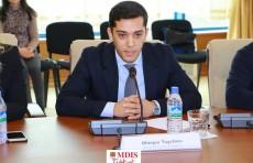 Олимжон Туйчиев назначен заместителем Министра инновационного развития