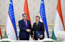 Узбекистан ратифицировал договор о стратегическом партнерстве с Таджикистаном