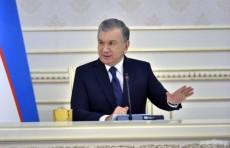Шавкат Мирзиёев поручил выставлять госпредприятия на торги в упрощенном порядке