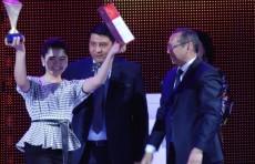 Состоялась торжественная церемония вручения премии Союза молодёжи
