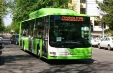 В Ташкенте закрыли два автобусных маршрута