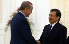 Шавкат Мирзиёев поздравил президента Турции с днем рождения