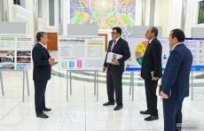 Президент ознакомился с планами по восстановлению и развитию внутреннего туризма