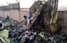 В иранском аэропорту назвали причину крушения украинского лайнера