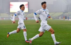 ЧА U-23: Сборная Узбекистана разгромила Японию со счетом 4:0