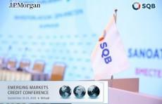 Узпромстройбанк принял участие в конференции крупнейшего в мире инвестиционного банка J.P.Morgan