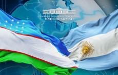 Шавкат Мирзиёев поздравил Президента Аргентины с национальным праздником