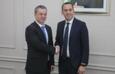 В Минвнешторге прошла встреча с заместителем главы МИД Италии