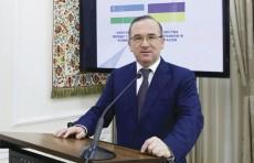 Алишер Абдуалиев назначен первым заместителем главы МИВТ