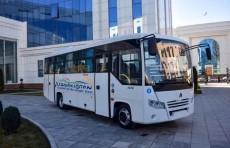 Специально для туристов выпущены новые автобусы SAZ HD 50