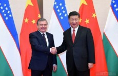 Президент Узбекистана Шавкат Мирзиёев посетит Китай