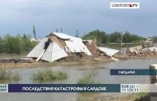 Видео: Последствия прорыва дамбы на Сардобинском водохранилище