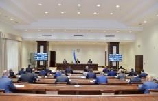 Начало работу шестое пленарное заседание Сената Олий Мажлиса