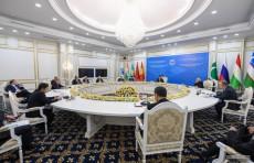 Начался Бишкекский саммит Шанхайской организации сотрудничества