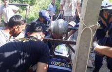 В Фергане из колодца вытащили двух мужчин: один из них был мертв