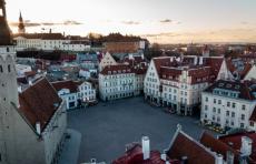 Эстония вводит общегосударственное ограничение